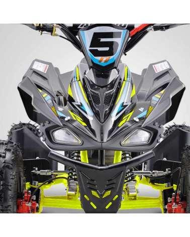 Quad Toxic E-Start 50cc- Vista Frontale