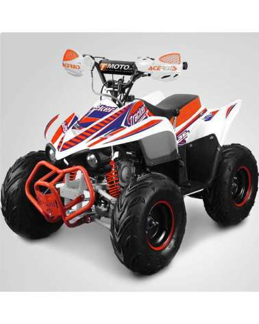 Quad Tracker 125cc - Colore Rosso
