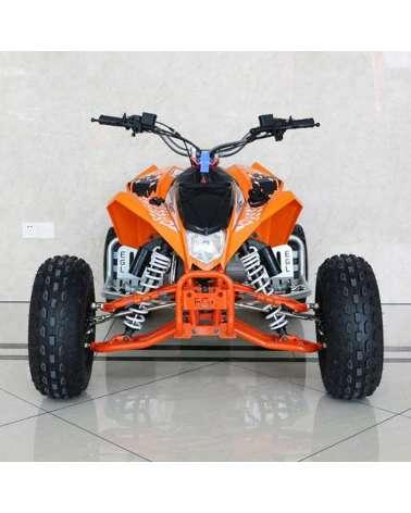 Maxi Quad EGL Madix Professional 125cc - Vista Frontale
