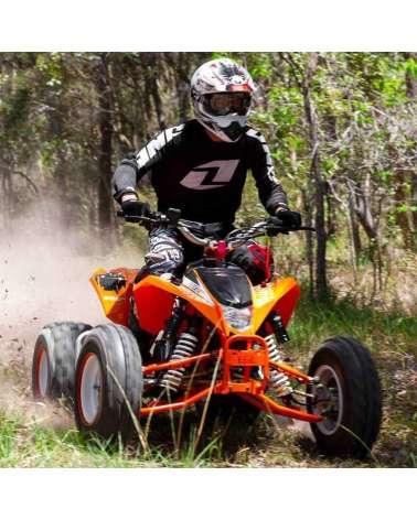 Maxi Quad EGL Madix Professional 125cc - Potenza e Stabilità in Azione