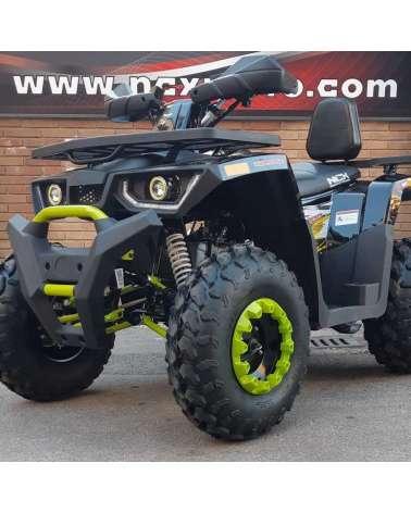 Maxi Quad Hunter Pro 200cc - Vista Laterale