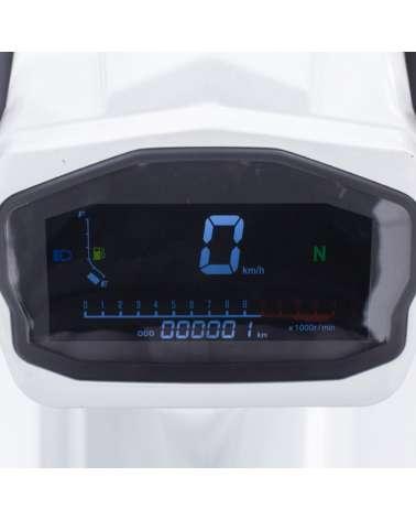 Maxi Quad Hunter Pro 200cc - Dettaglio Cruscotto Digitale