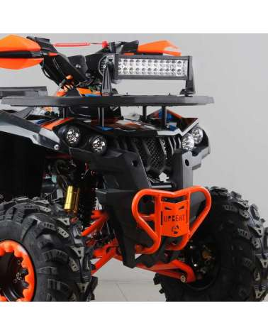 Maxi Quad Iron 125/170cc - Dettaglio Frontale