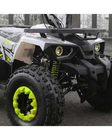 Quad Hunter Pro 125cc - Dettaglio Frontale