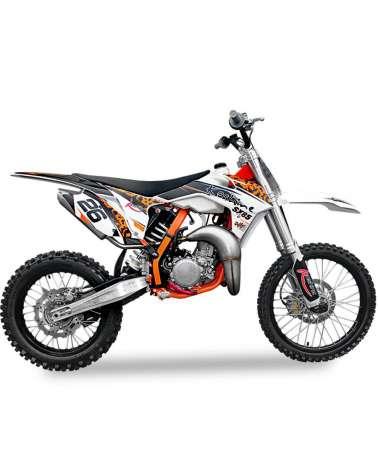 Cross MXT 150cc 19-16 - Vista Laterale