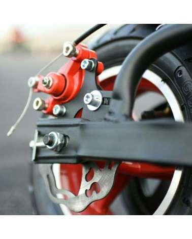Minimoto Trofeo 49cc - Dettaglio Freno Posteriore