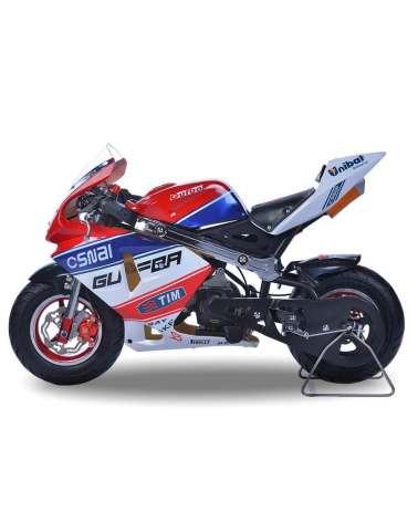 Minimoto Trofeo 49cc - Vista Laterale