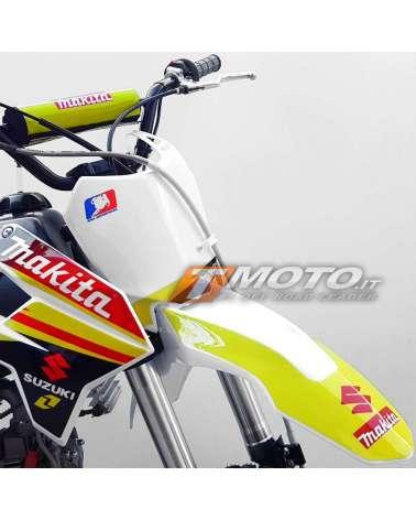 Pitbike CRF Makita - Dettaglio Frontale