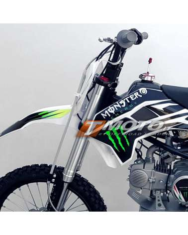 Pitbike CRF Monster - Dettaglio Frontale