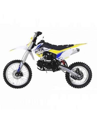 Pitbike PFX 125cc - Vista Laterale