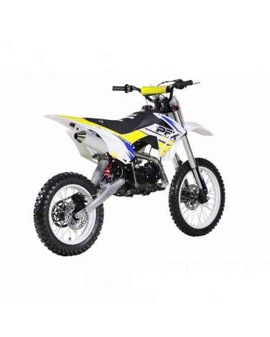 Pitbike PFX 125cc - Vista Laterale Posteriore