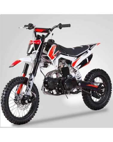 Pitbike SJR 110cc 14-12 - Colore Rosso