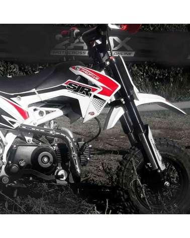 Pitbike SJR 110cc 14-12 - Dettaglio Motore