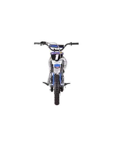 Pitbike SJR 110cc 14-12 - Vista Frontale