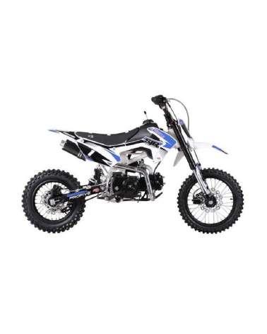 Pitbike SJR 110cc 14-12 - Vista Laterale DX