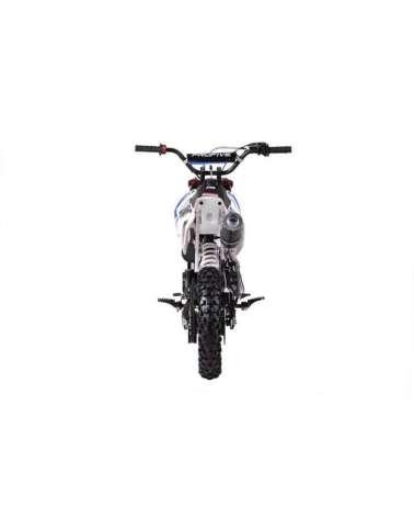 Pitbike SJR 110cc 14-12 - Vista Posteriore