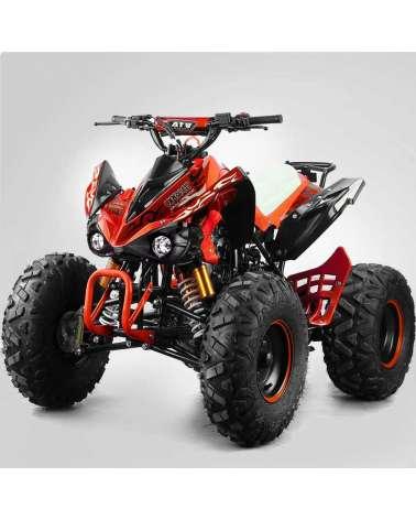 Quad Sport Tuning 125cc - Colore Rosso