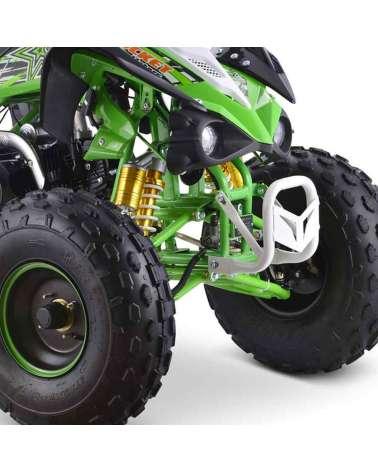 Quad Sport Tuning 125cc - Dettaglio Anteriore