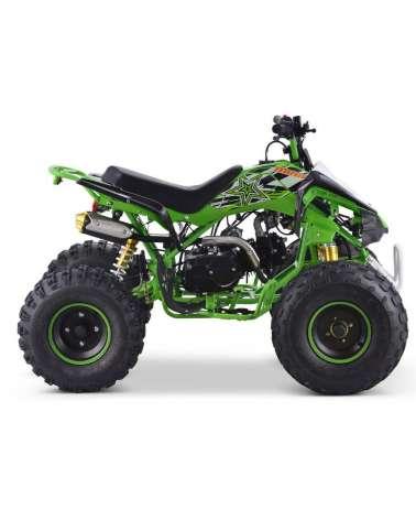Quad Sport Tuning 125cc - Vista Laterale