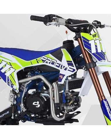 Pitbike Motard KF2 190cc 12-12 - Dettaglio Frontale