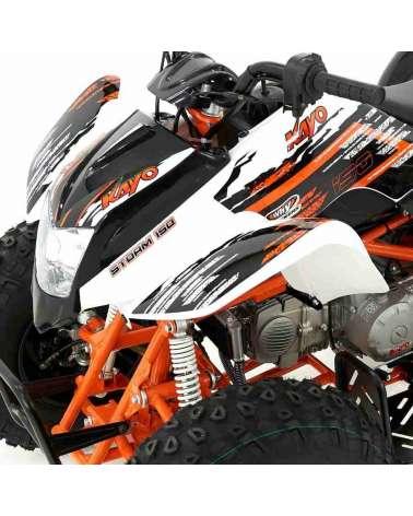 Quad Kayo Storm 150cc - Dettaglio Frontale