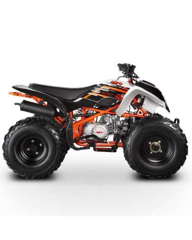 Quad Kayo Storm 150cc - Vista Laterale