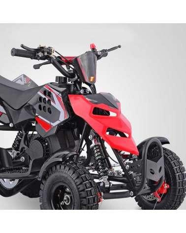 Mini quad Raptor 50cc R4 - Dettaglio Frontale