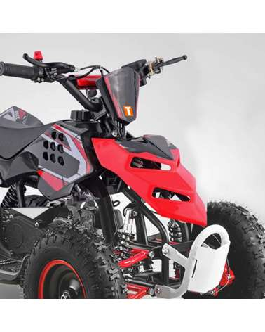 Mini quad Raptor 50cc R6 Maxi - Dettaglio Frontale