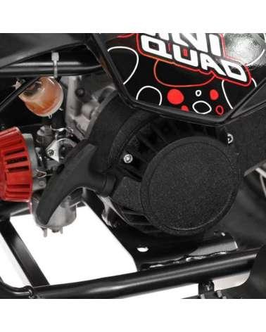 Mini quad Raptor 50cc R6 Maxi - Dettaglio Avviamento a Strappo
