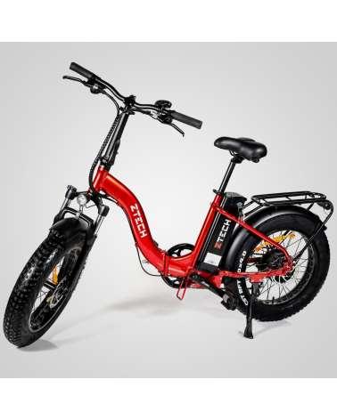 Bici Elettrica ETNA Z-Tech Pieghevole 500W 48V E-Bike