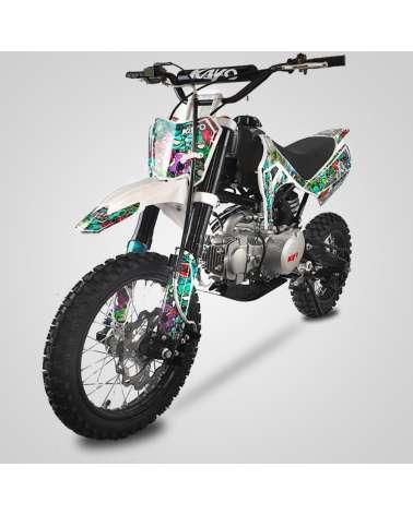 Pit Bike Kayo TD125 PRO Limited 14/12