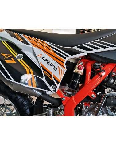 Cross Alfarad 250cc 4 tempi Ruota 21/18