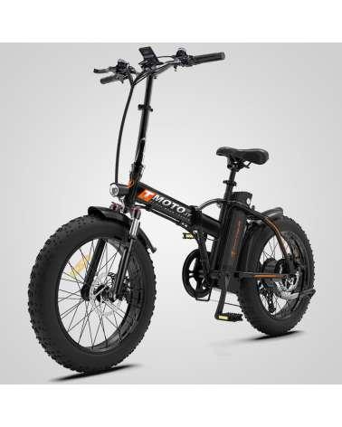 Fat Bike Elettrica Pieghevole TM02