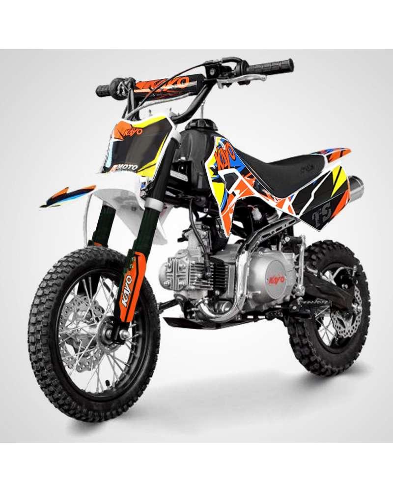 Pit Bike Kayo TS 90 R - *SPEDIZIONE INCLUSA* - Ruota 12/10